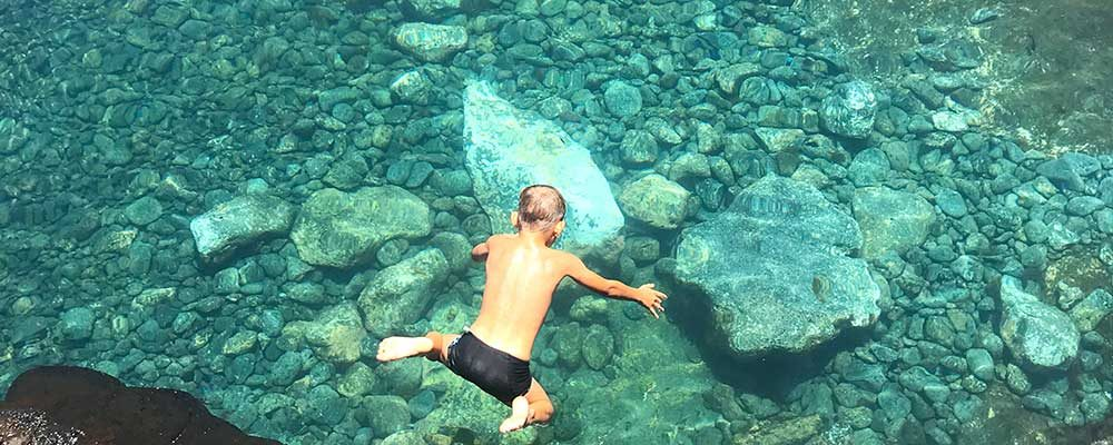 Anders favorite - Charco Azul